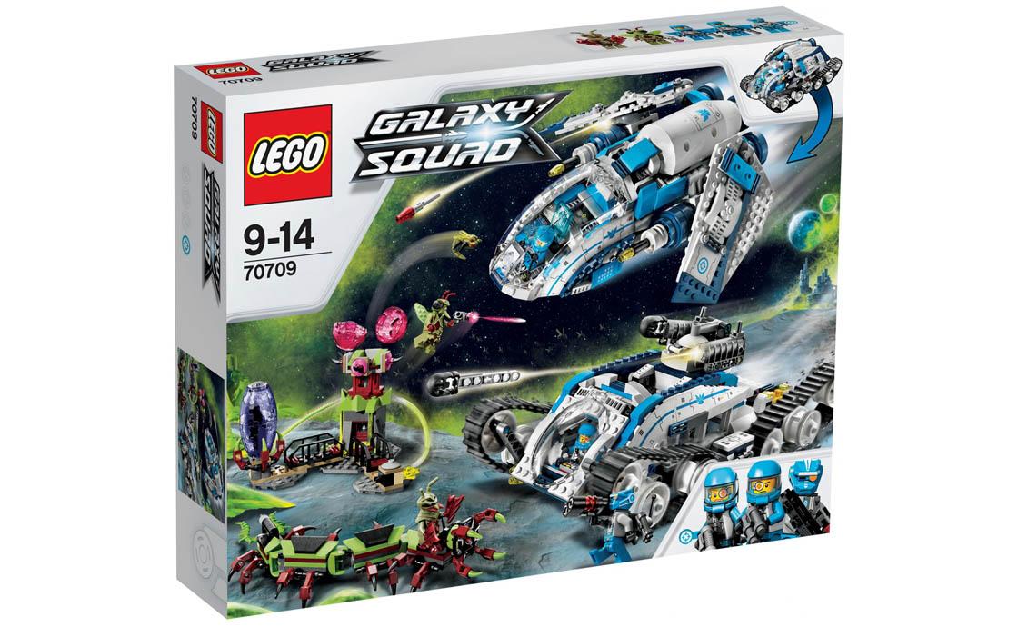 LEGO Galaxy Squad Галактический Титан (70709)