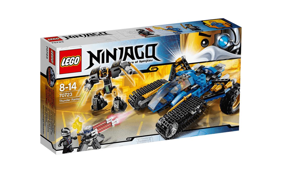 LEGO NINJAGO Всадник Грома (70723)