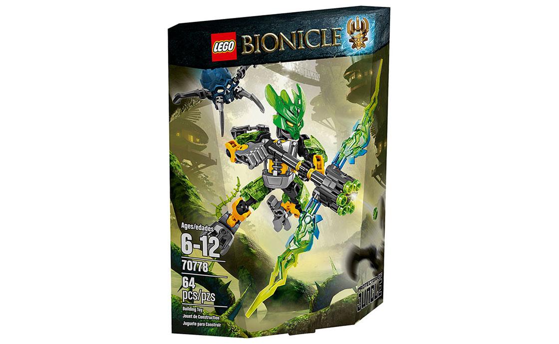 LEGO BIONICLE Страж Джунглей (70778)