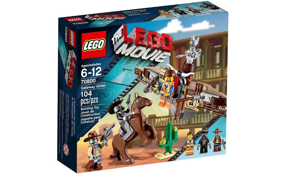 The LEGO Movie Планер для побега (70800)