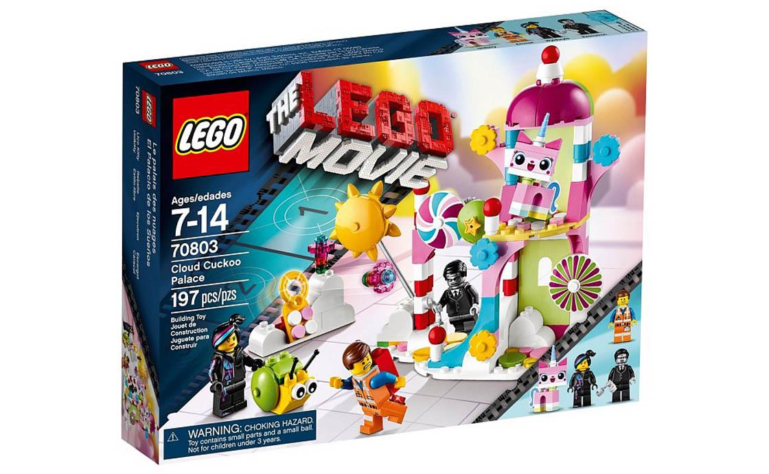The LEGO Movie Облачный Дворец (70803)