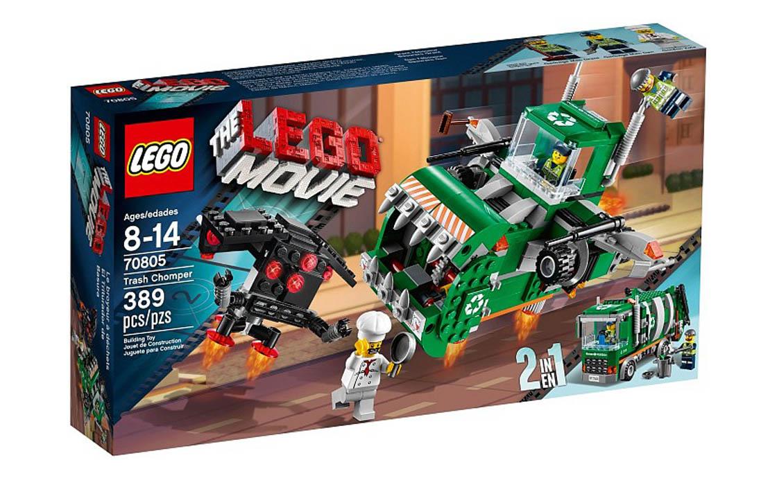 The LEGO Movie Самолёт-мусоровоз (70805)
