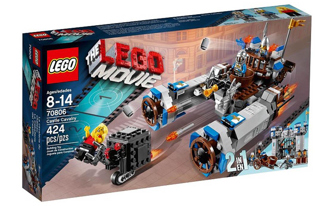 The LEGO Movie Кавалерийский замок (70806)