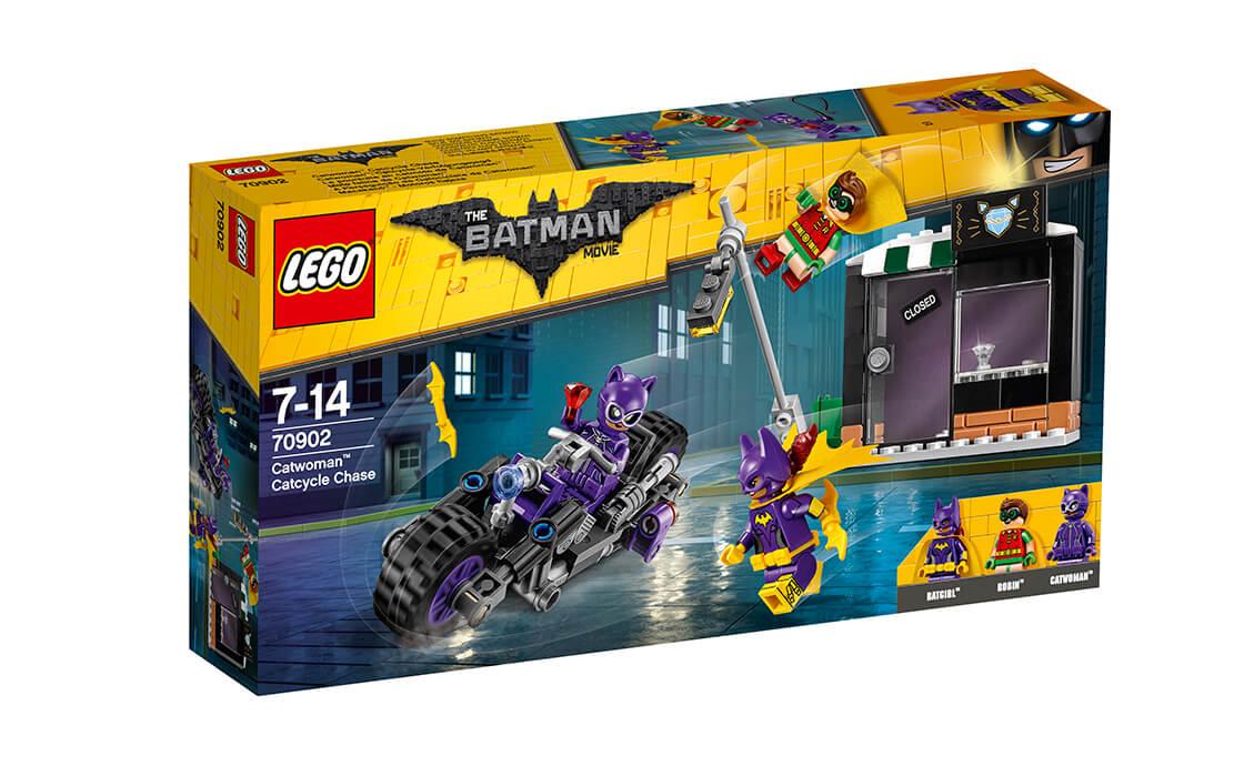 THE LEGO BATMAN MOVIE Гонитва за Жінкою-кішкою (70902)