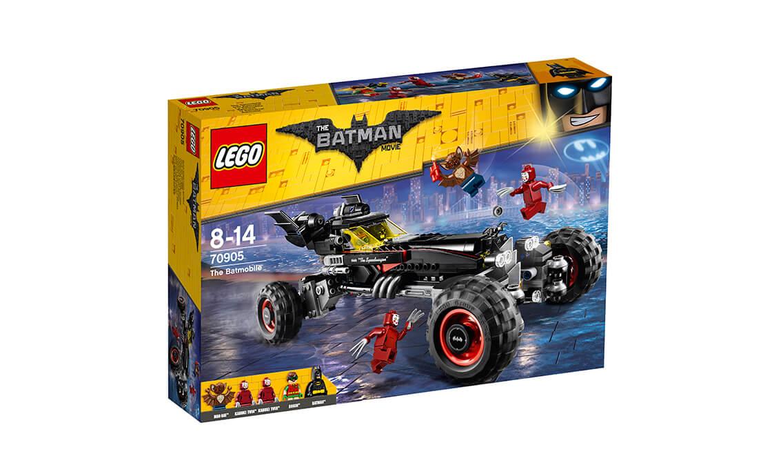 THE LEGO BATMAN MOVIE Бетмобіль (70905)