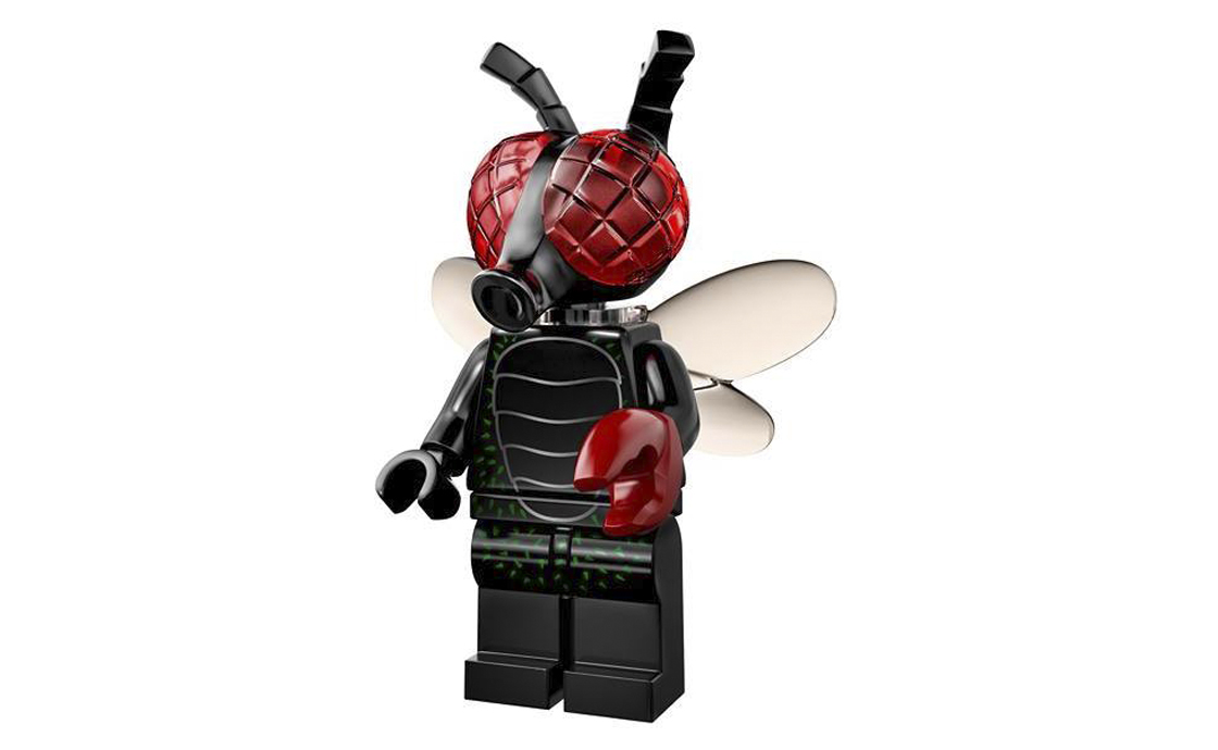 LEGO Minifigures Муха-монстр (71010-6)