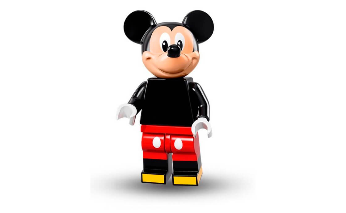 LEGO Minifigures Микки Маус (71012_12)