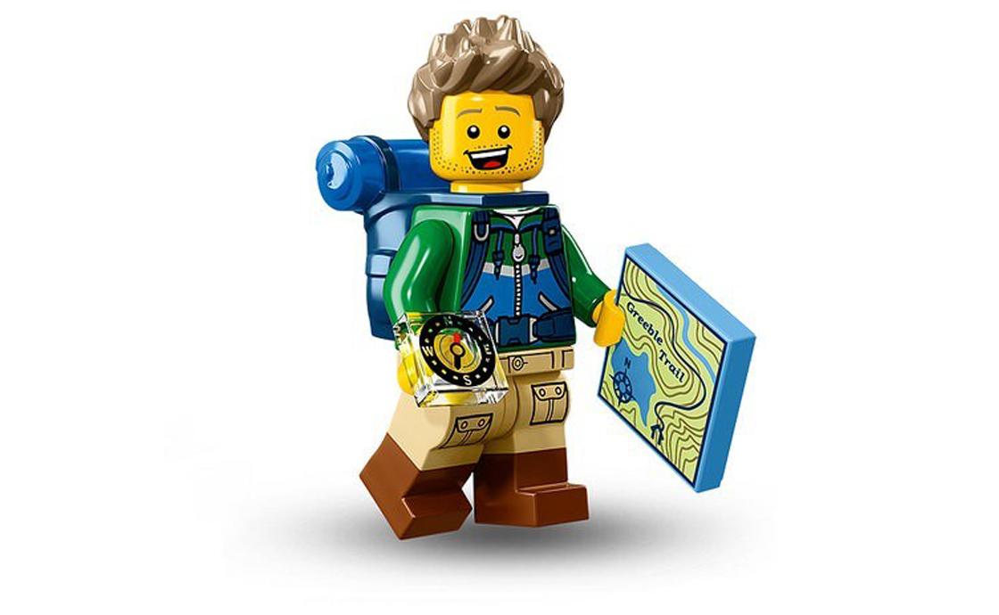 LEGO Minifigures Путешественник (71013-6)
