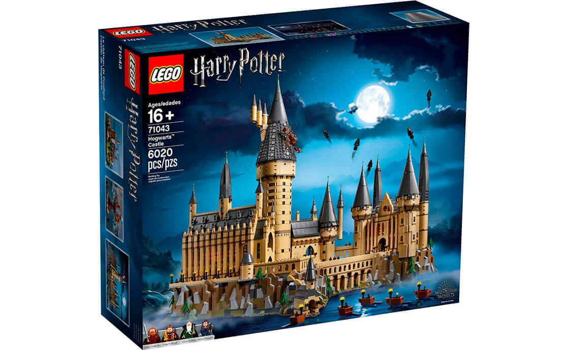 LEGO Harry Potter Замок Хогвартс (71043)