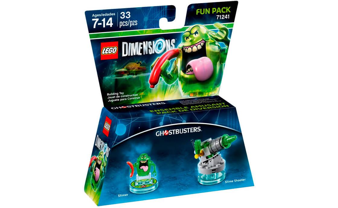 LEGO Dimensions Фан-пак: Лизун (71241)