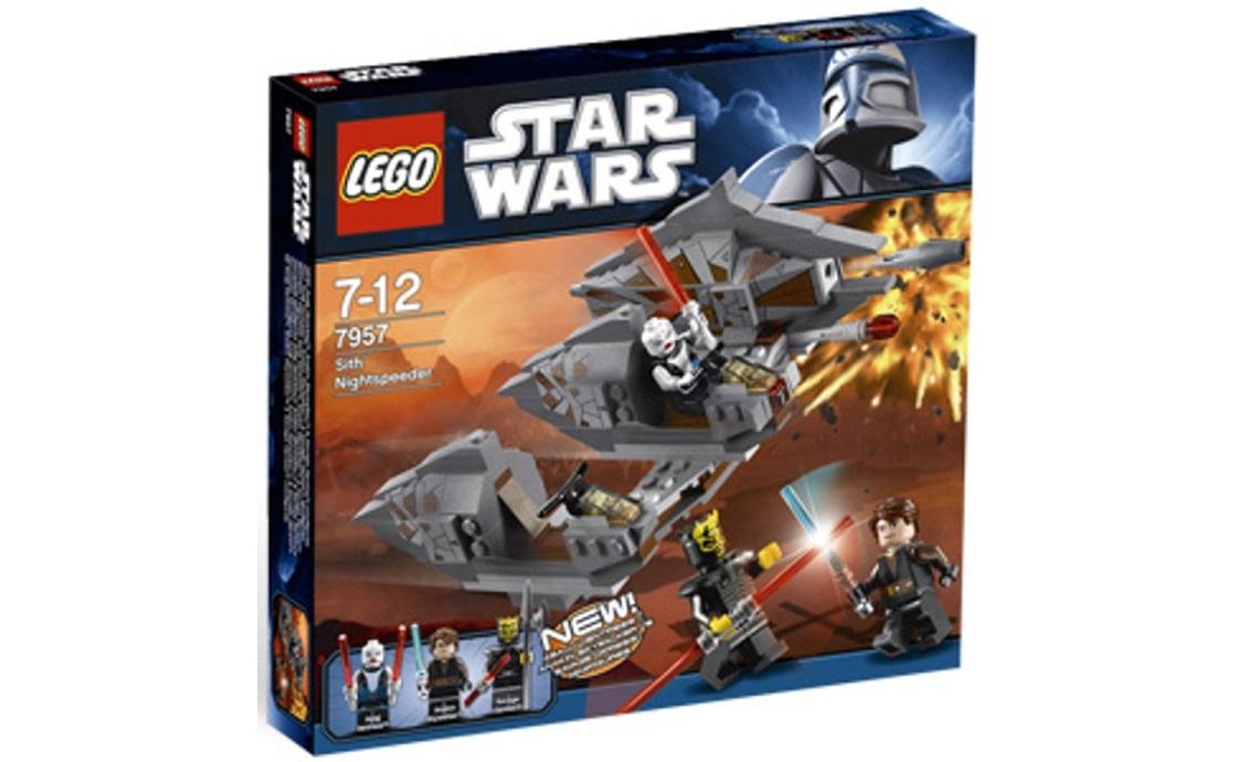 LEGO Star Wars Найтспідер Ситхів (7957_1)