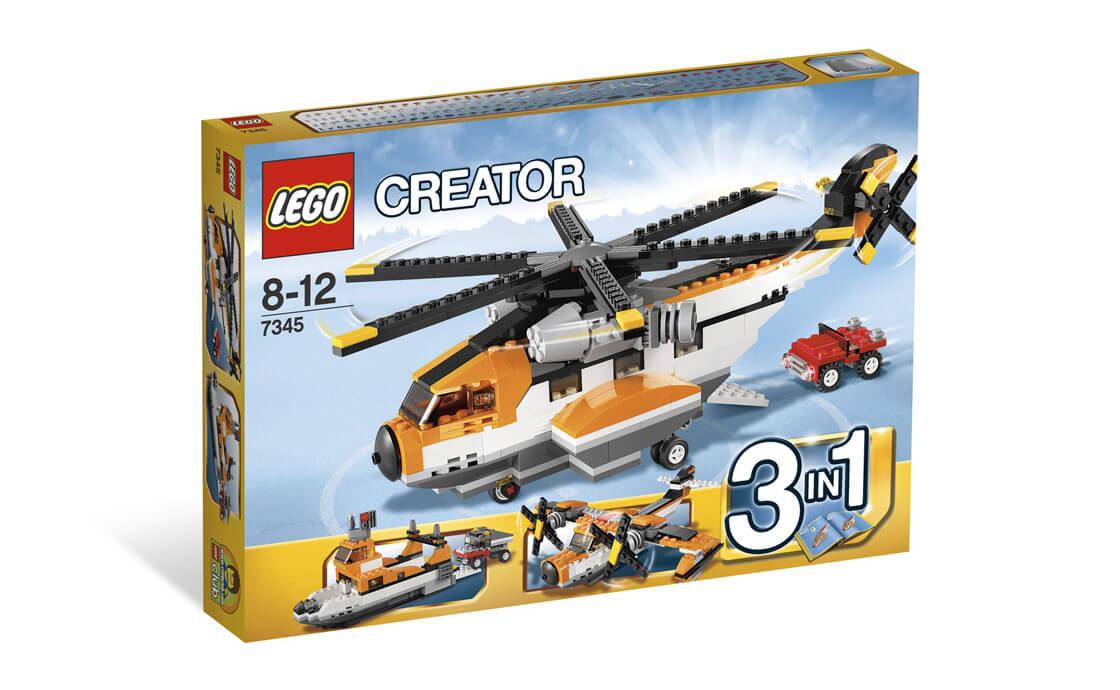 LEGO Creator Транспортный вертолет Creator (7345)