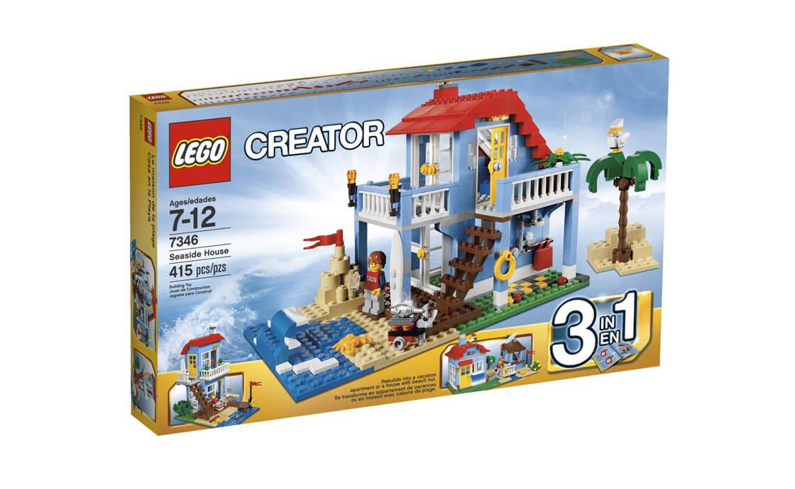 LEGO Creator Дом на морском побережье Creator (7346)