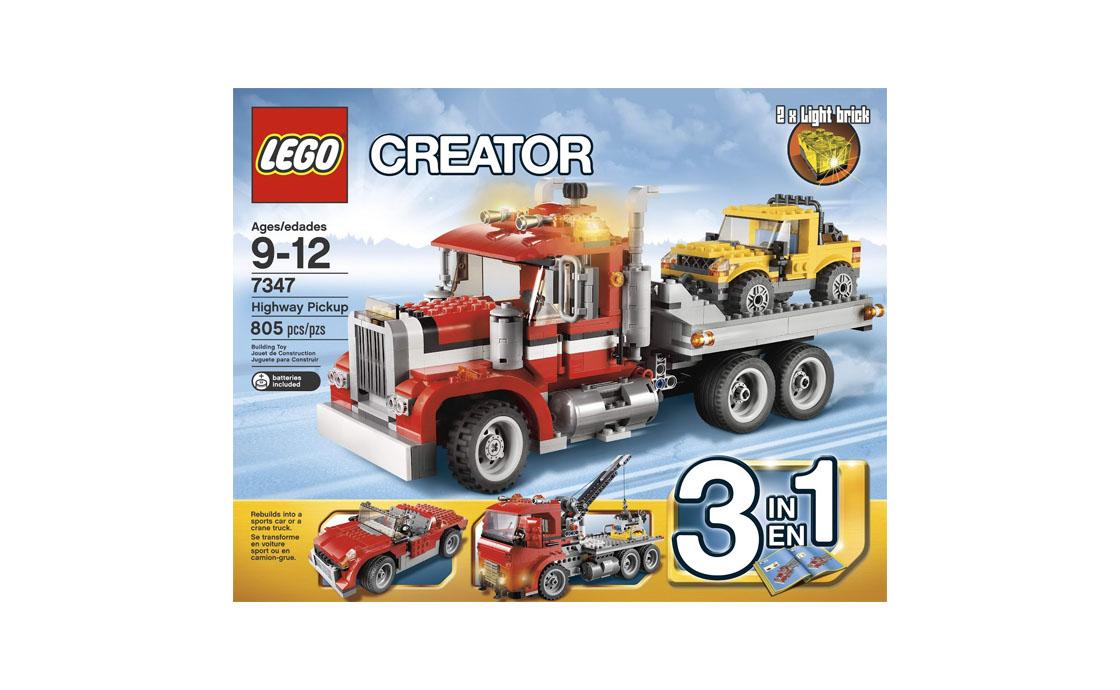 LEGO Creator Пикап Creator (7347)