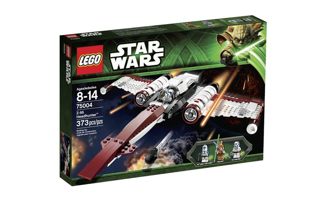 LEGO Star Wars Винищувач Z-95 (75004)