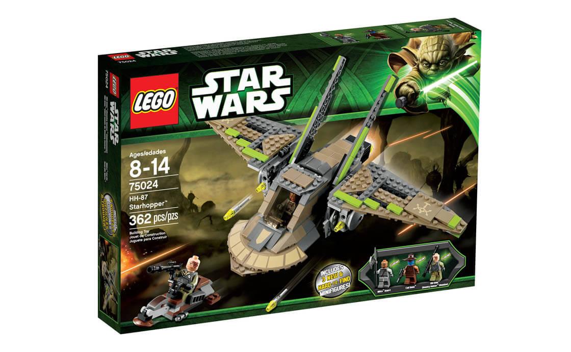 LEGO Star Wars Стархоппер HH-87 (75024)