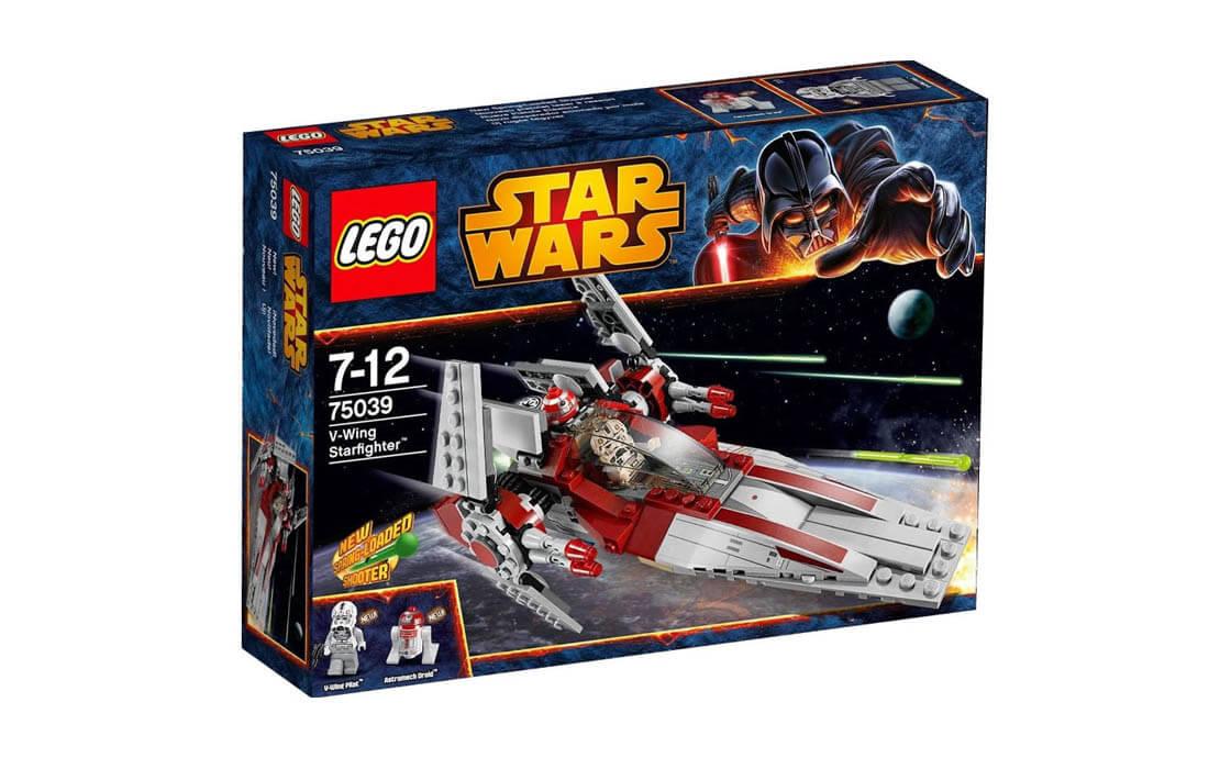 LEGO Star Wars Звездный истребитель V-Wing (75039)