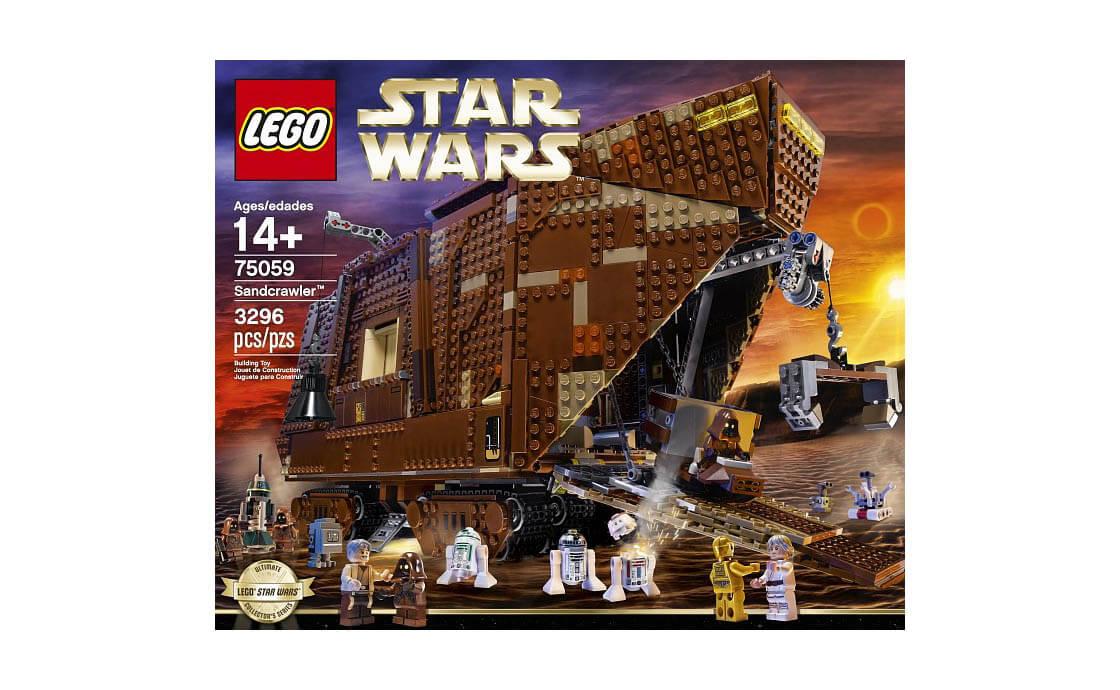 LEGO Star Wars Піщаний краулер (75059)