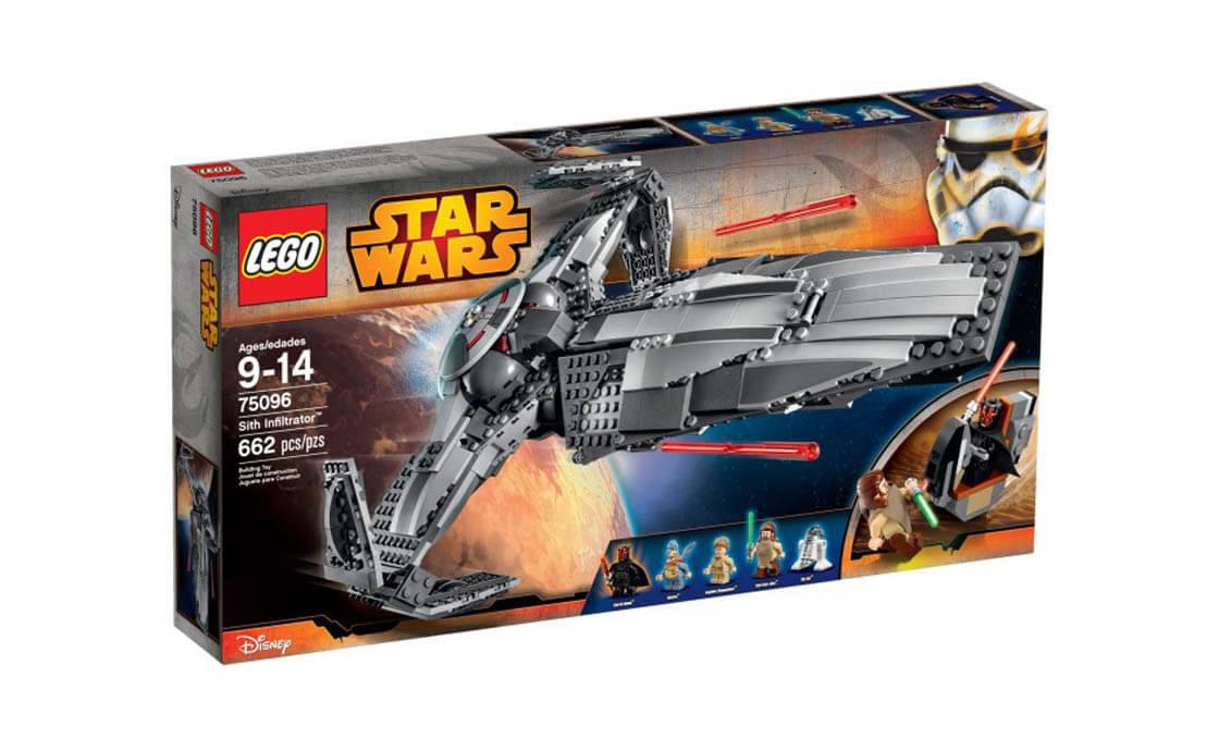 LEGO Star Wars Розвідник ситхів (75096)