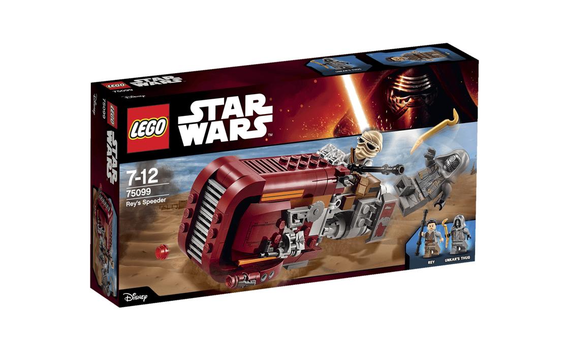 LEGO Star Wars Спідер Рей (75099)