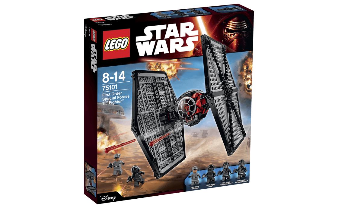 LEGO Star Wars Истребитель особых войск Первого Ордена (75101)