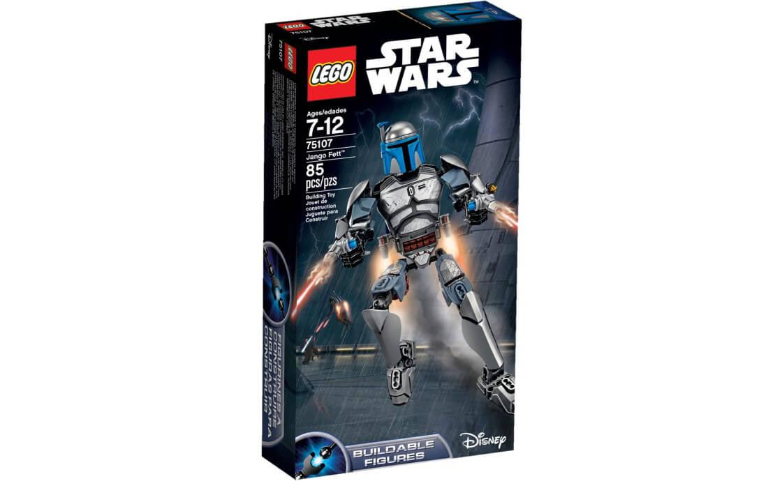 LEGO Star Wars Джанго Фетт (75107)