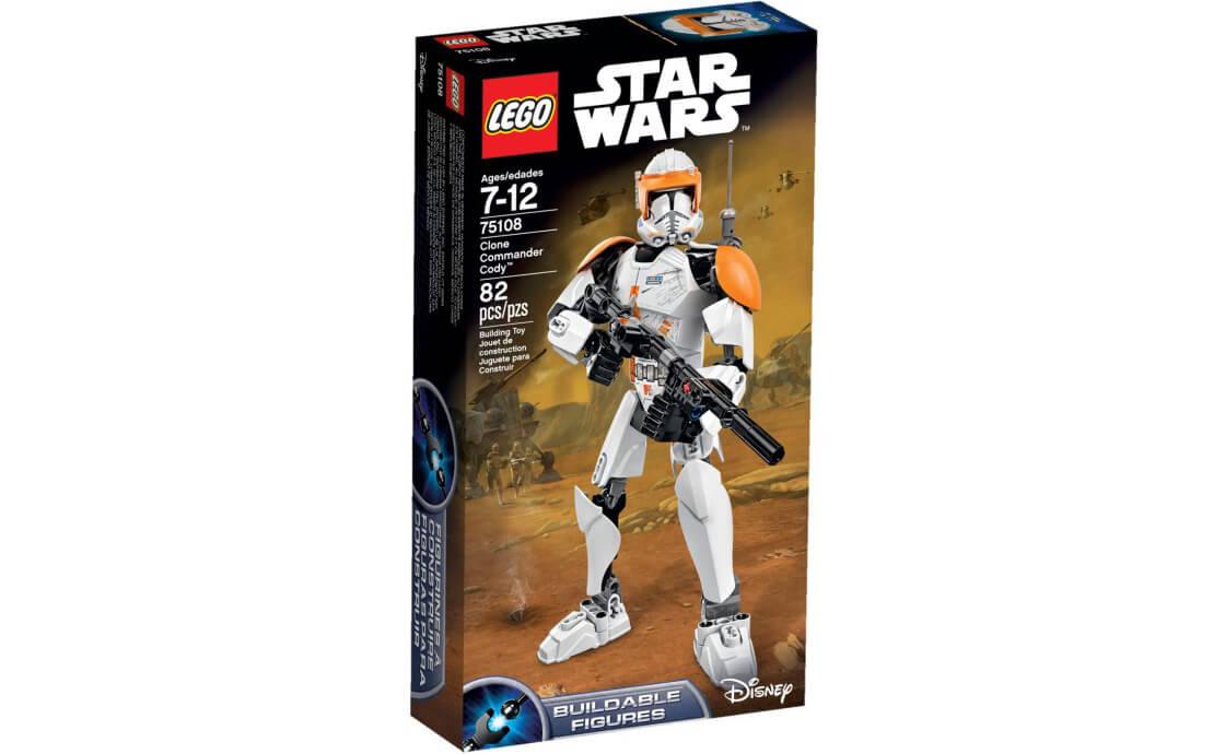 LEGO Star Wars Коммандер Коди (75108)