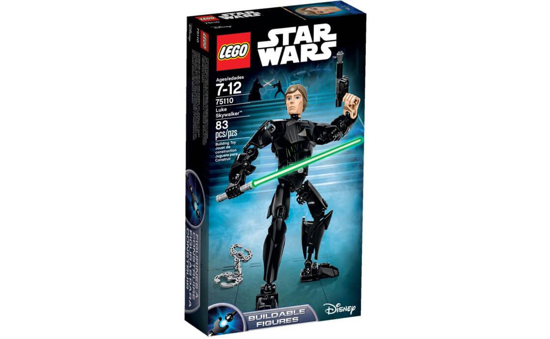 LEGO Star Wars Люк Скайуокер (75110)