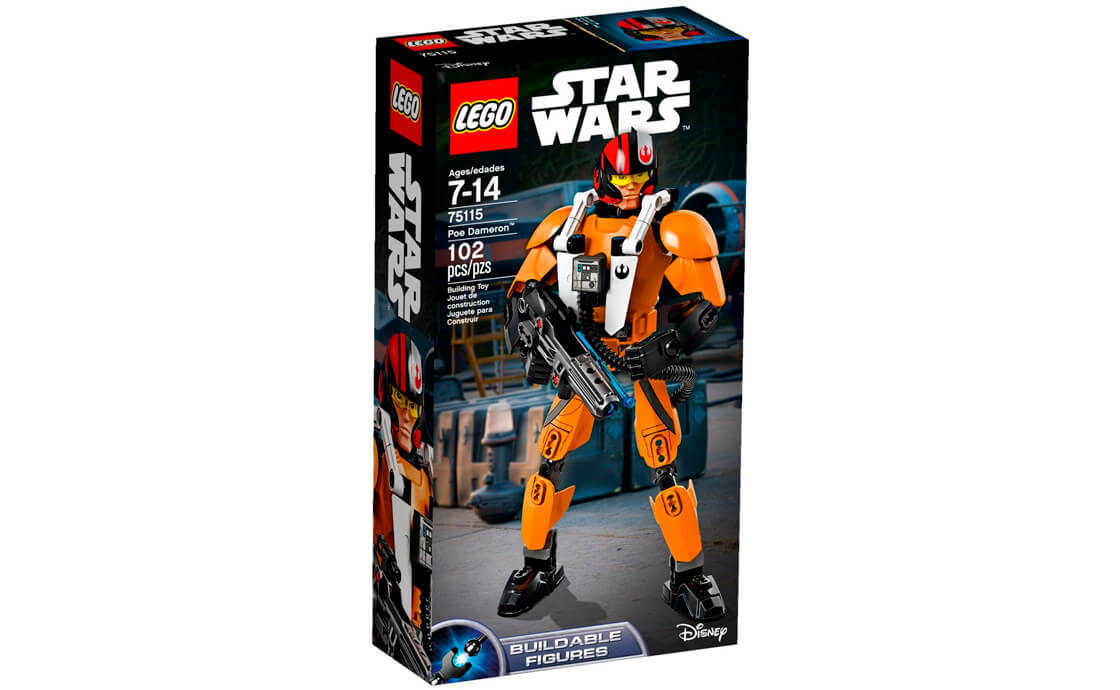LEGO Star Wars за Демерон (75115)
