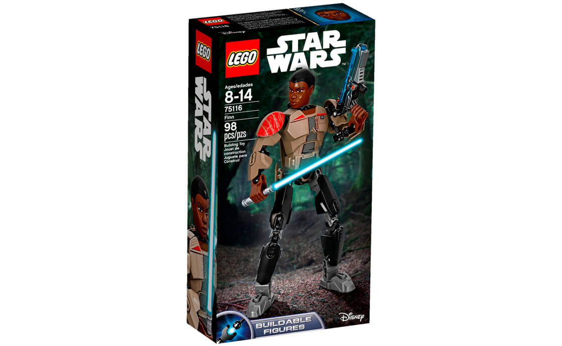 LEGO Star Wars Фінн (75116)