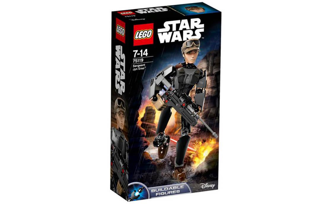 LEGO Star Wars Джин Ерсо (75119)