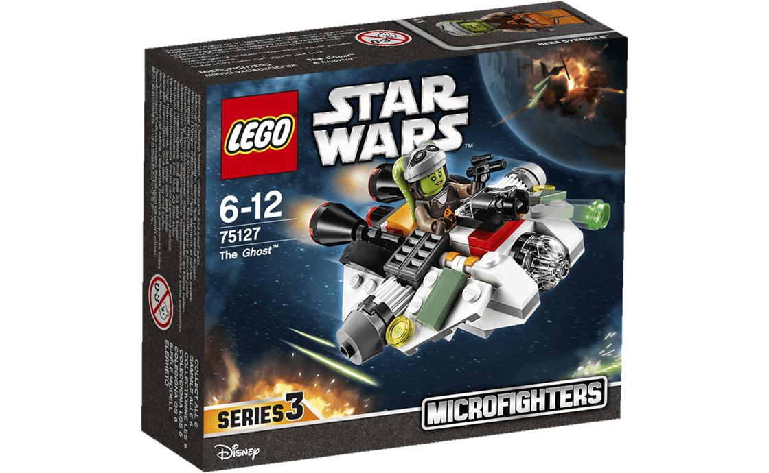 LEGO Star Wars Привид (75127)