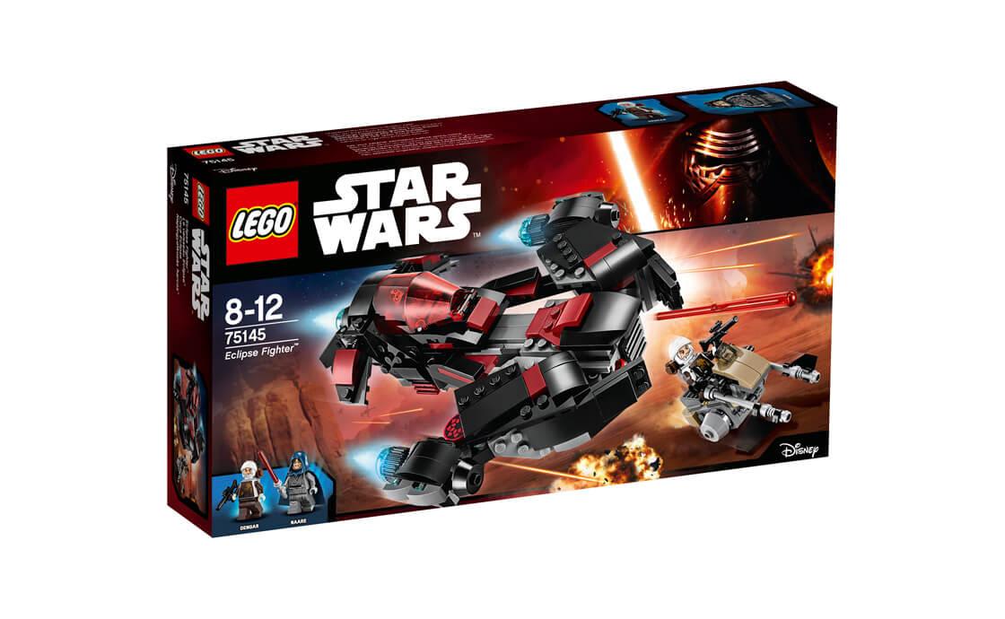 LEGO Star Wars Винищувач Затемнення (75145)