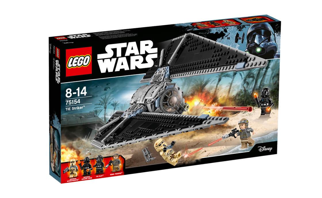 LEGO Star Wars TIE - ударник (75154)