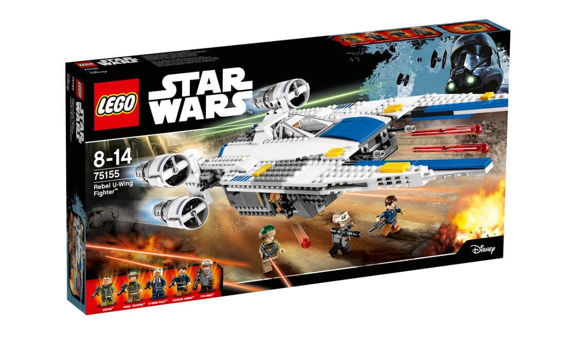 LEGO Star Wars U-wing (75155)