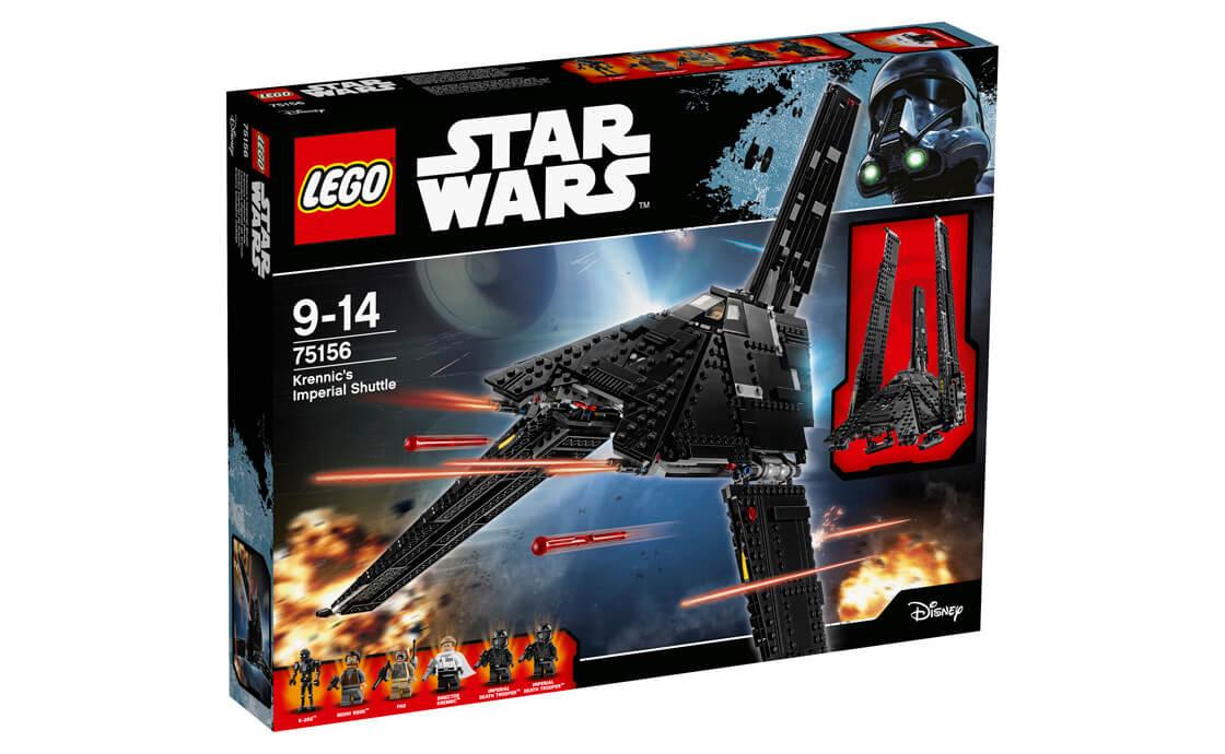 LEGO Star Wars Імперський шаттл Кренніка (75156)