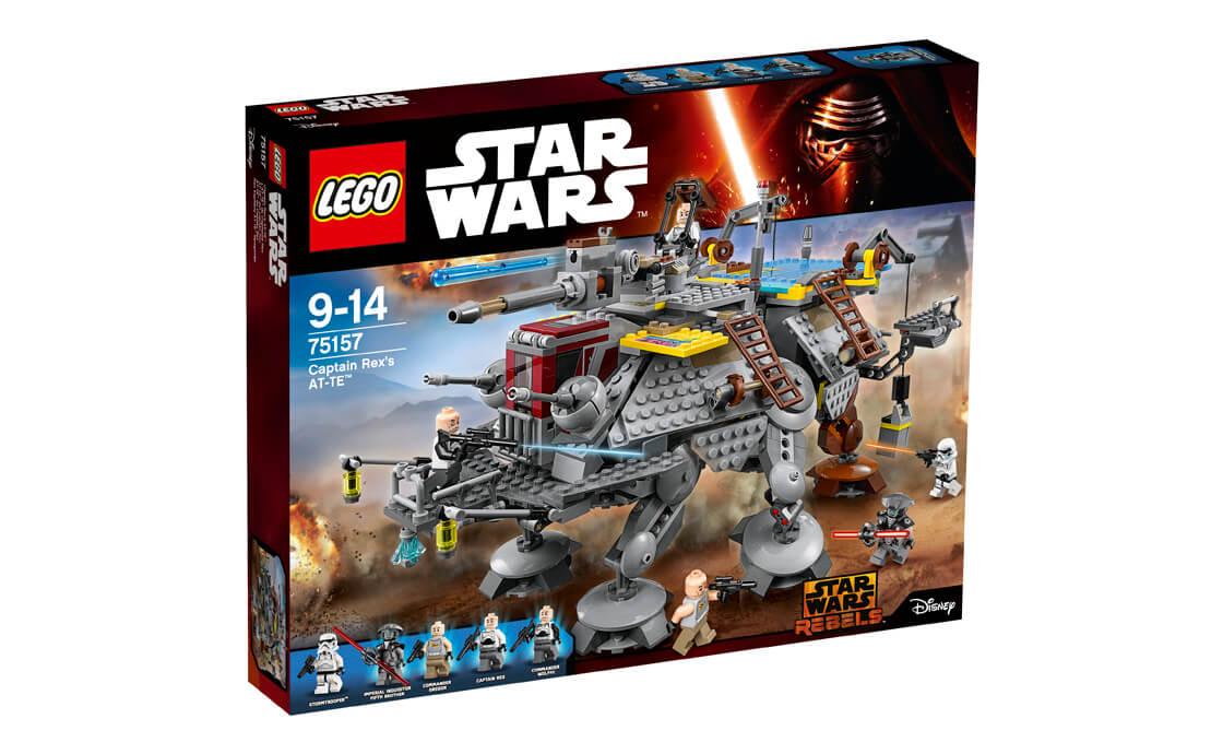 LEGO Star Wars AT-TE Капітана Рекса (75157)