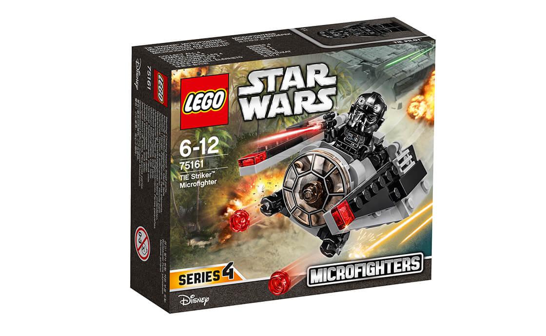 LEGO Star Wars Ударний винищувач СІД (75161)