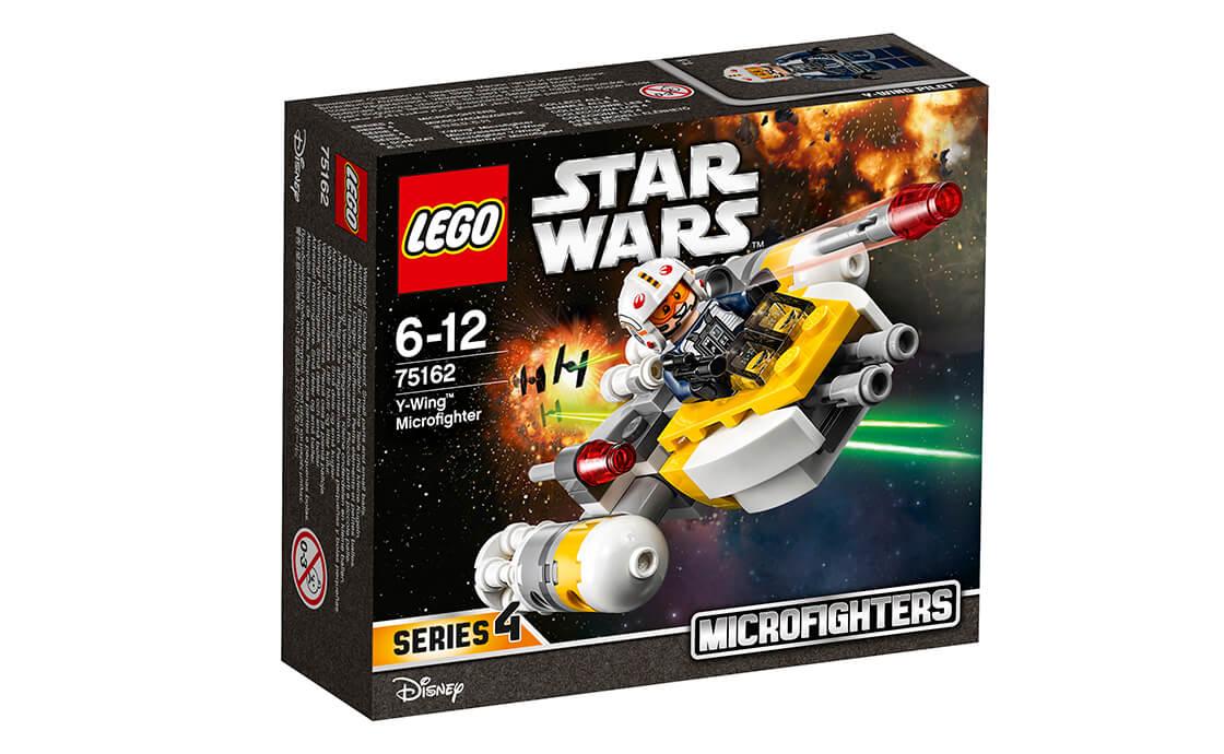 LEGO Star Wars Мікровинищувач типу Y (75162)
