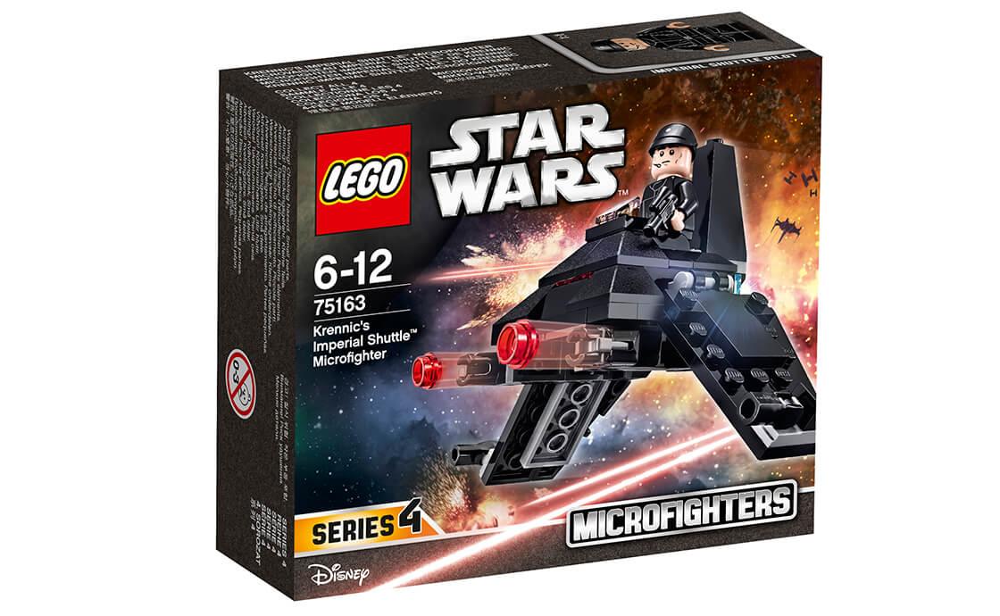 LEGO Star Wars Імперський шаттл Кренніка (75163)