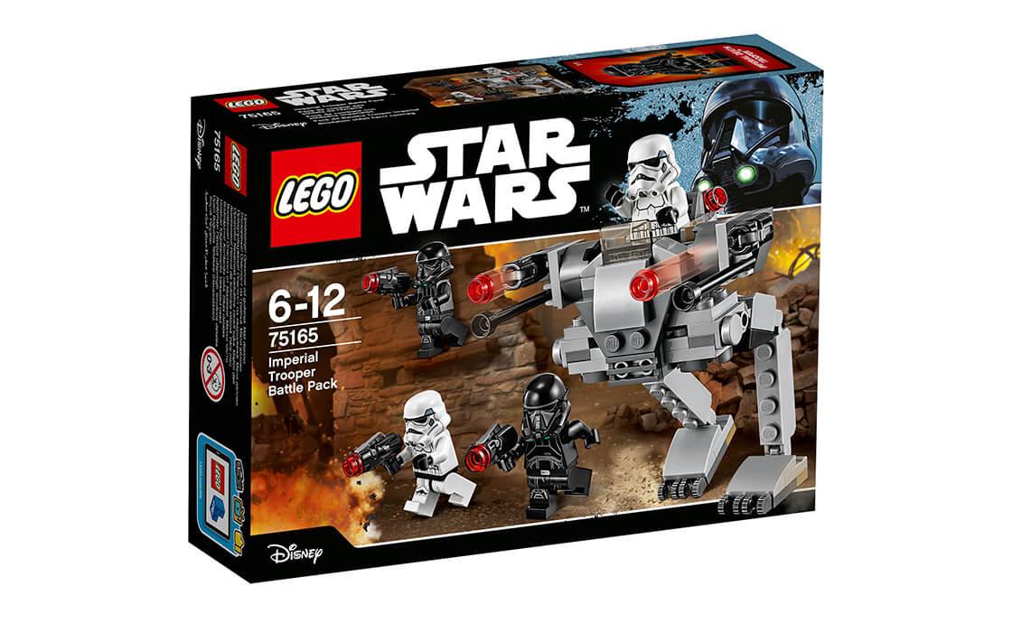 LEGO Star Wars Бойовий набір Імперії (75165)