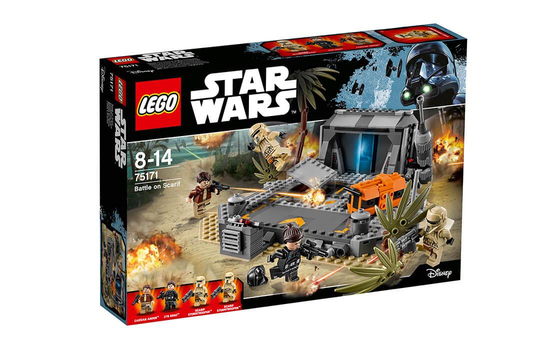 LEGO Star Wars Битва на Скарифі (75171)