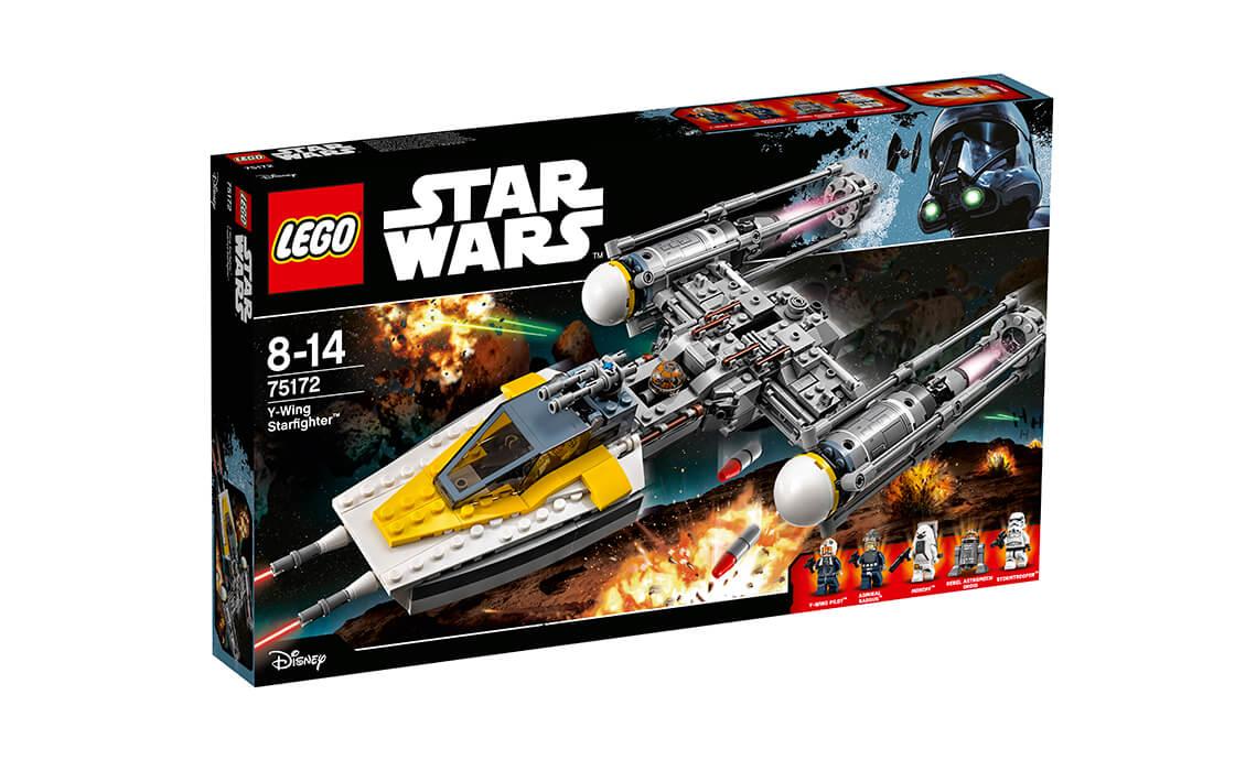 LEGO Star Wars Зоряний винищувач типу Y (75172)