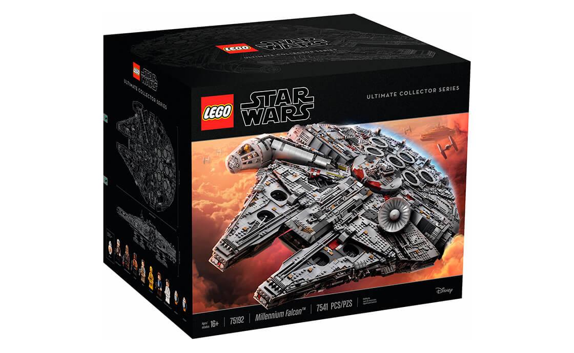 LEGO Star Wars Сокол тысячелетия (75192)