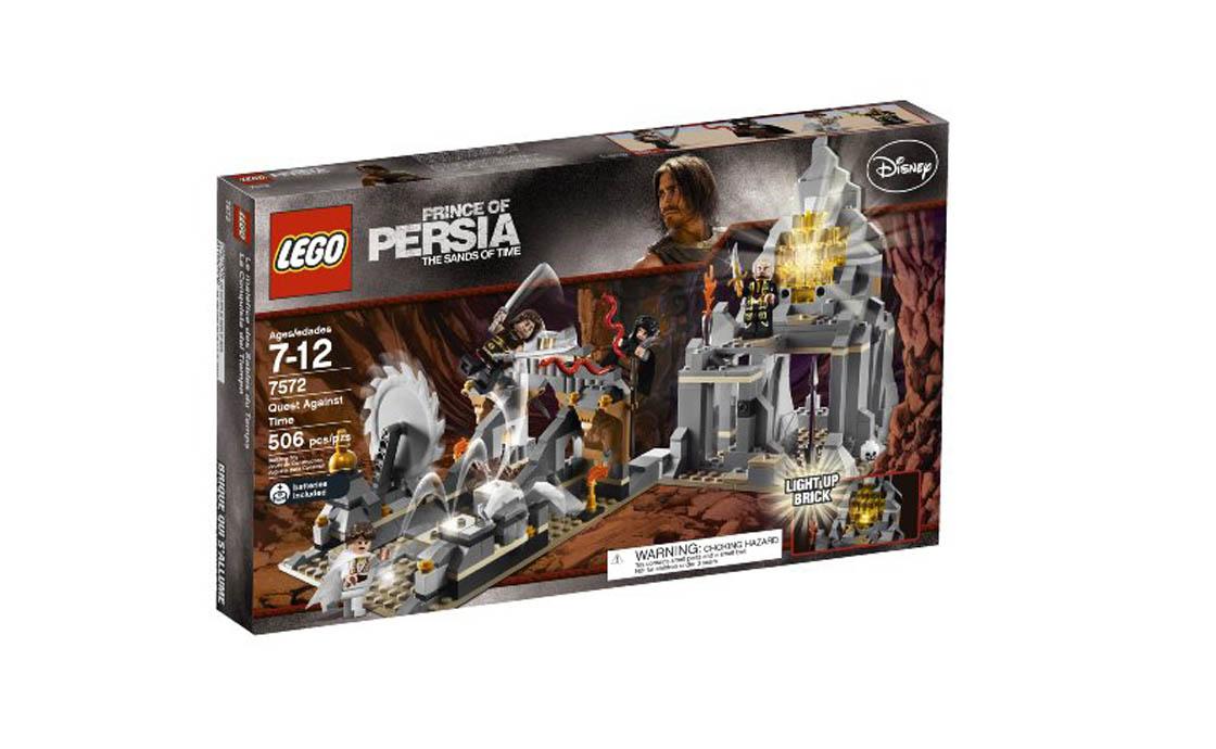 Раритет LEGO Prince of Persia Поиски потерянного времени (7572)