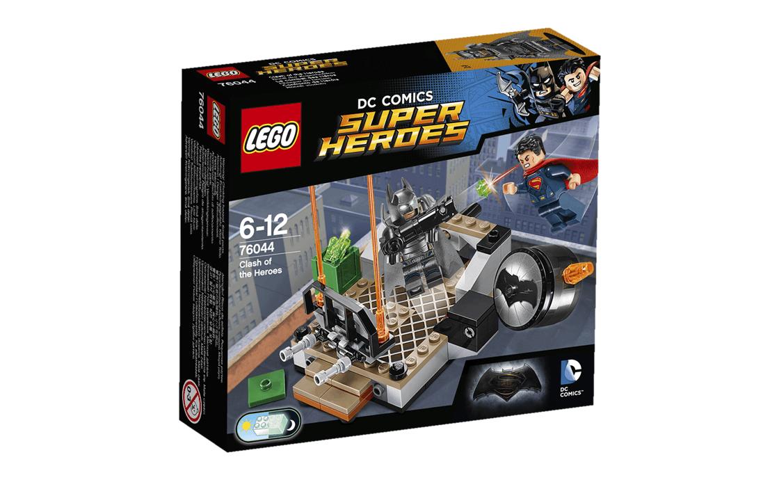 LEGO Super Heroes Битва супергероїв (76044)