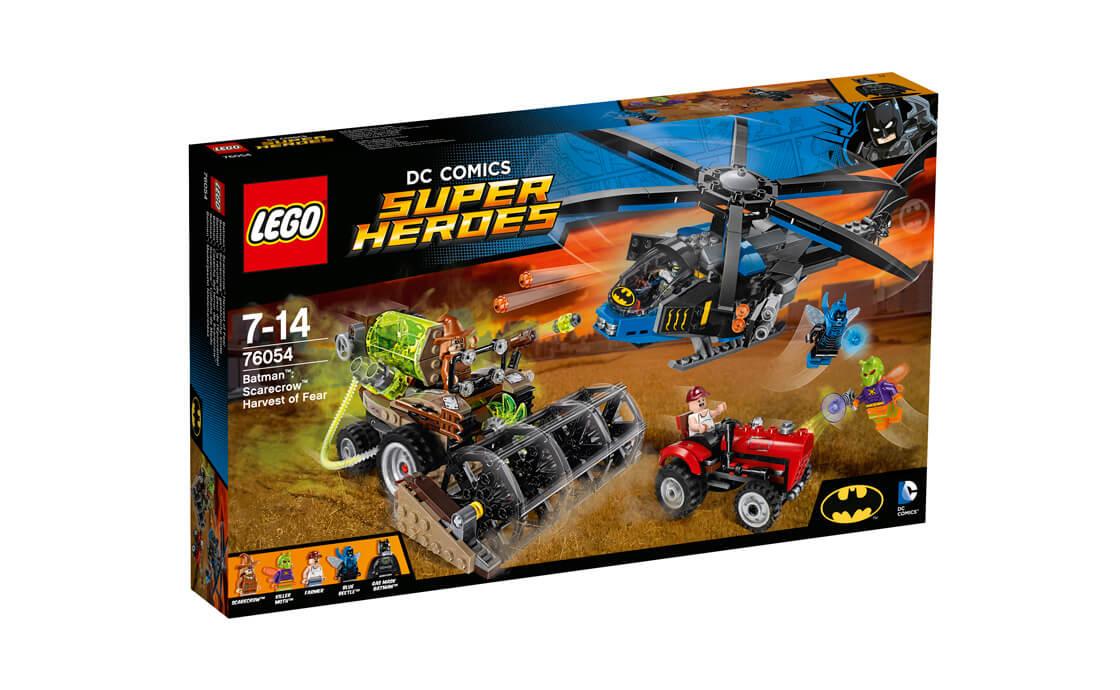 LEGO Super Heroes Урожай страху Пугала (76054)