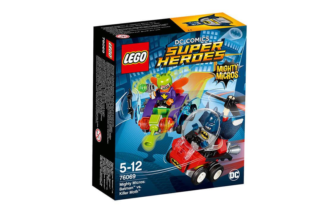 LEGO Super Heroes Бетмен проти Метелика-вбивці (76069)