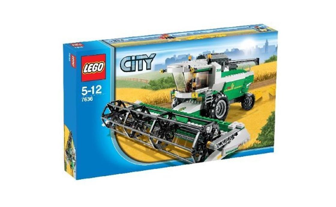 LEGO City Комбайн (7636)