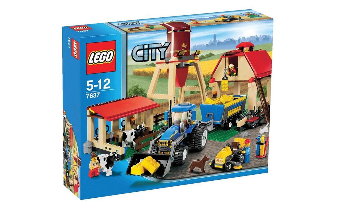 LEGO City Ферма (7637)